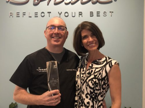 Dr. Janowski recently named the TOP injector in the Northern US